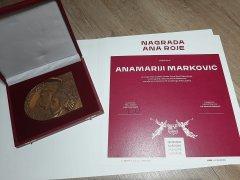 Ana Roje Award of the CNT in Zagreb