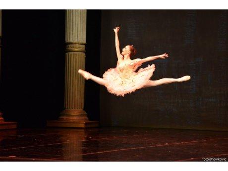 Vaganova Prix baletno natjecanje